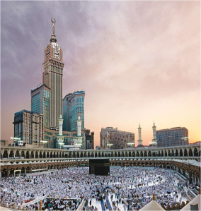 Makkah Clock Tower (2)