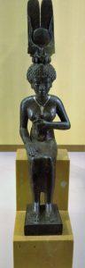 Kheredouankh, mère d'Imhotep (Musée du Louvre)