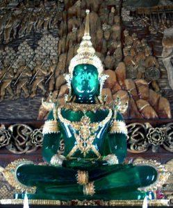 smaragdbuddha